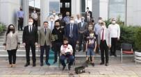 GENEL SEKRETER - Türkiye Üçüncüsü Doruk'tan DPÜ'de Gösteri Uçusu