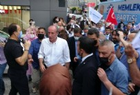 MUHARREM İNCE - CHP'de demokrasi bu kadar işte! Muharrem İnce'yi alkışladığı için görevden alındı