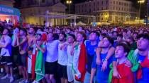 BERABERLIK - Italya Milli Takimi'nin EURO 2020'De Finale Çikmasi Roma'da Coskuyla Kutlandi