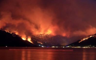 Bir bölgede daha yangın çıktı!