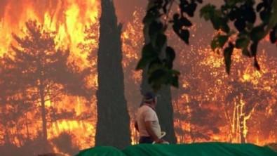 Terör örgütü PKK dememek için kırk takla atanlar şimdi konuşun! Orman yangınlarını PKK'ya bağlı 'Ateşin Çocukları' üstlendi!