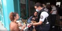 FRANSA'DA KORONAVİRÜS - Fransa'da kafelerde koronavirüs kartı kontrolü!