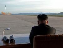 Kuzey Kore ABD ve Güney Kore'yi tehdit etti!