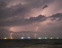 Meteoroloji'den İstanbul için peş peşe uyarılar! Süper Hücre...!!!