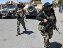 Afganistan'da Taliban güçleri ilerliyor!