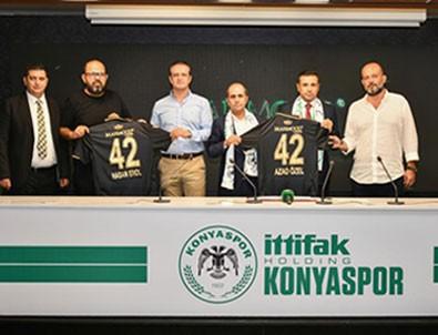 Mahmood Coffee Ittifak Holding Konyaspor'un Forma Sponsoru Oldu