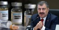Sağlık Bakanı Koca: 18 yaş ve üstü nüfusta en az bir doz Kovid-19 aşısı yaptıranların oranı yüzde 70'i geçti
