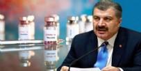 Sağlık Bakanı Koca: İlk doz aşısını henüz yaptırmayanların sayısı 18 milyon 313 bin 689'a indi