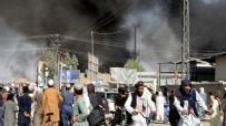 Taliban başkent Kabil'e girmeye başladı!