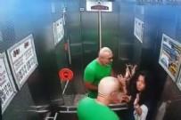 Asansördeki dehşet veren olay büyük tepki toplamıştı! O baba hakkında flaş gelişme