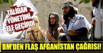 BM Genel Sekreteri Antonio Guterres'ten Afganistan çağrısı