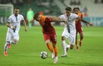 Giresun-Galatasaray maçında skandal!