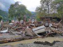 AFAD sel bölgelerindeki vefat ve kayıp ihbarı sayısını açıkladı!