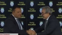 Tunç Holding, Galatasaray'a sponsor oldu!
