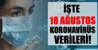Sağlık Bakanlığı 18 Ağustos 2021 koronavirüs vaka vefat ve aşı tablosunu paylaştı! İşte son durum