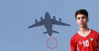 Afganistan'daki uçaktan düşen kişinin kimliği belli oldu: Son mesajı ortaya çıktı