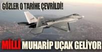 Temel Kotil açıkladı: Milli Muharip Uçak 2023'te hangardan çıkıyor