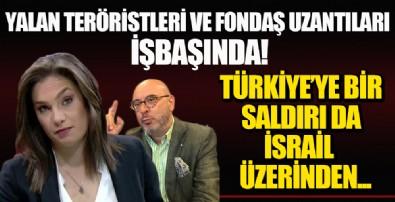 Almanya'nın sözcülüğünü yapan Nevşin Mengü ve İvo Molinas'tan Türkiye'ye çirkin iftira!