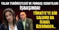 İSRAİL YALANI - Almanya'nın sözcülüğünü yapan Nevşin Mengü ve İvo Molinas'tan Türkiye'ye çirkin iftira!