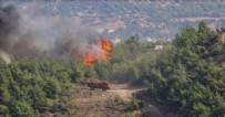 ORMAN YANGıNLARı - Bakanlardan yangın bölgesinden açıklama!