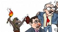 TÜRKİYE'DE ORMAN YANGINLARI - İşte günün karikatürü!