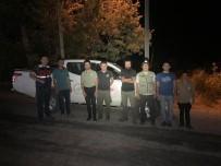 Kaçak Yaban Keçisi Avlamaya Çalisan Avcilara 10 Bin Lira Ceza