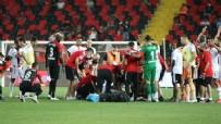 Beşiktaşlı N'Sakala hastaneye kaldırıldı