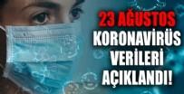 Sağlık Bakanlığı 23 Ağustos 2021 koronavirüs vaka, vefat ve aşı tablosunu duyurdu
