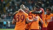 Galatasaray UEFA Avrupa Ligi'nde!
