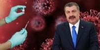 Sağlık Bakanı Koca: Şanlıurfa halen kırmızı olan tek ilimiz