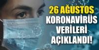 Sağlık Bakanlığı 26 Ağustos 2021 koronavirüs (Covid-19) vaka, vefat ve aşı tablosunu duyurdu