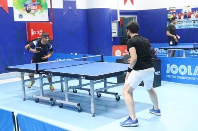 30 Agustos Zafer Bayrami Masa Tenisi Turnuvasi Basladi