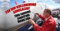 Bayraktar AKINCI TİHA için beklenen gün geldi: TSK'nın kullanımına sunulacak