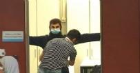 DEAŞ - DEAŞ'lı terörist havalimanında suçüstü yakalandı!