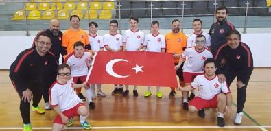Down Sendromlu Futbol Milli Takim Kampi Kayseri'de