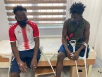 İETT - İETT şoföründen ırkçı saldırı: 'Sus zenci' diye bağırıp küfürler yağdırdığı engelli futbolcuları darp etti