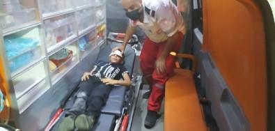 Israil Güçleri Gazze Sinirindaki Protestoya Müdahale Etti Açiklamasi 2'Si Agir 11 Yarali