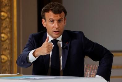 Macron Açiklamasi 'Bagdat Isbirligi Ve Ortaklik Konferansi, Irak Için Bir Zafer'