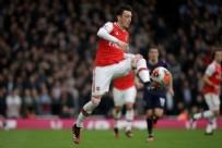 Mesut Özil'den Arsenal'e olay gönderme!