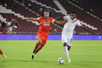 Süper Lig Açiklamasi A. Hatayspor Açiklamasi 5 - A. Alanyaspor Açiklamasi 0 (Maç Sonucu)