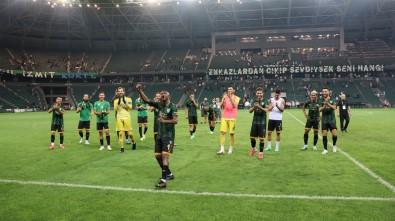 TFF 1. Lig Açiklamasi Kocaelispor Açiklamasi 1 - Yilport Samsunspor Açiklamasi 0 (Maç Sonucu)