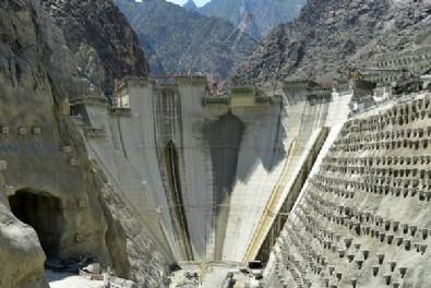 Artvin'deki Yusufeli Barajı için son harç atılıyor!