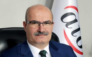 ATO Baskani Baran Açiklamasi '30 Agustos, Türk Milletinin Istiklal Ve Istikbalinin Zaferidir'