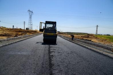 Diyarbakir Büyüksehir Belediyesi Hipodrom Yolunu Yeniledi