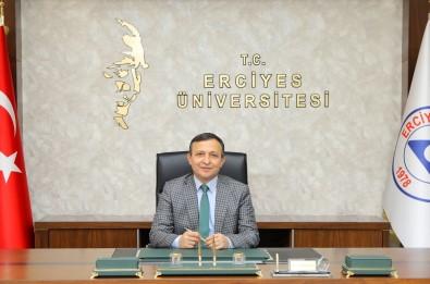 ERÜ Rektörü Prof. Dr. Çalis'in 30 Agustos Zafer Bayrami Mesaji