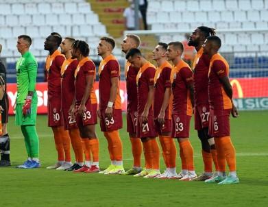 Galatasaray'da 4 Degisiklik