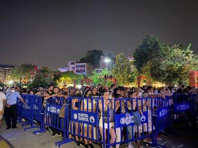 Kartal'da Zafer Haftasi Kutlamalari Ceylan Ertem Konseri Ile Devam Ediyor