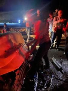 Mardin'de Zincirleme Kaza Açiklamasi 13 Yarali