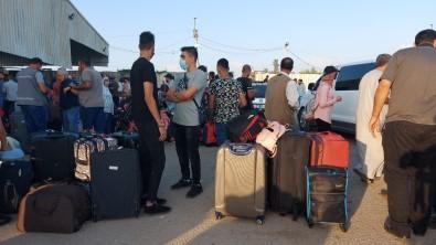 Misir, Refah Sinir Kapisi'ni Çift Yönlü Geçislere Yeniden Açti