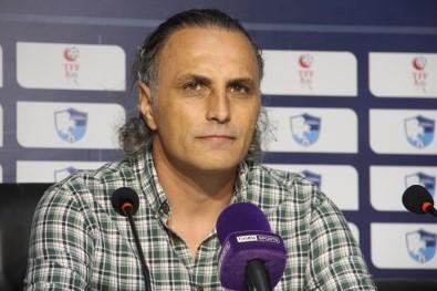 Mustafa Gürsel Açiklamasi 'Ikinci Yari Iyi Oynadik, Yetmedi'